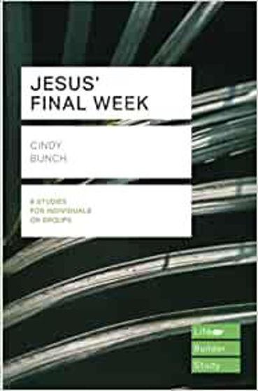 Picture of LIFEBUILDER- JESUS' FINAL WEEK PB