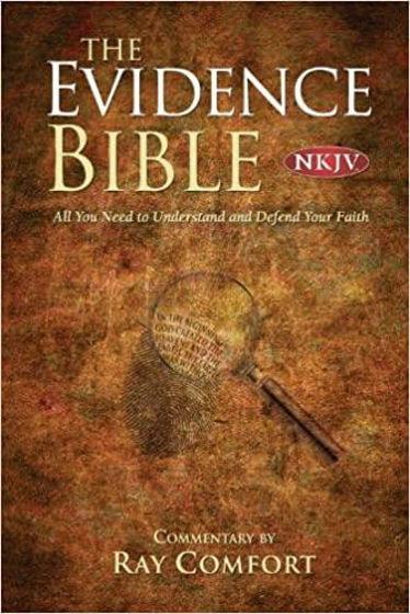 Picture of NKJ EVIDENCE BIBLE HB