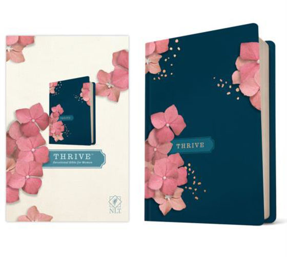 Picture of NLT THRIVE DEVOTIONAL BIBLE FOR WOMEN HB