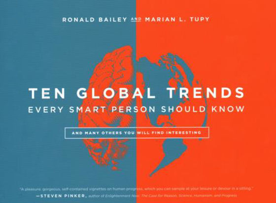 Picture of TEN GLOBAL TRENDS THAT EVERY SMART PERSON NEEDS TO KNOW: And Many Others You Will Find Interesting HB