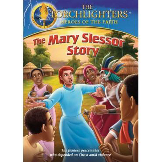 Picture of TORCHLIGHTERS- THE MARY SLESSOR STORY