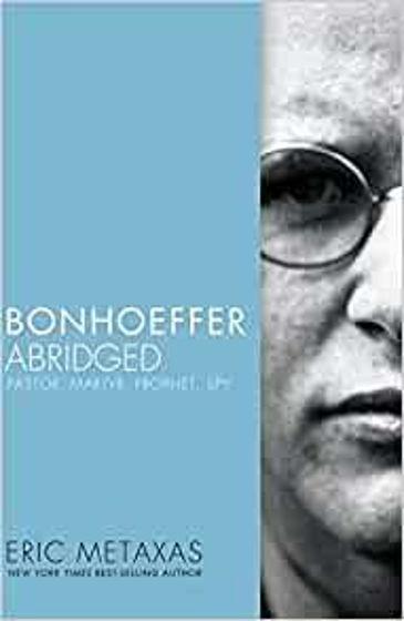 Picture of BONHOEFFER: ABRIDGED EDITION: Pastor, Martyr, Prophet, Spy PB