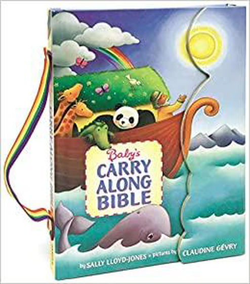 Picture of BABYS CARRY ALONG BIBLE HB