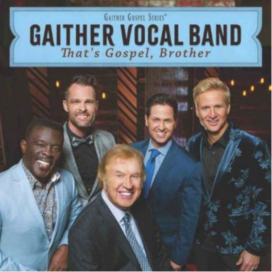 Picture of GAITHER VOCAL BAND: THATS GOSPEL BROTHER CD