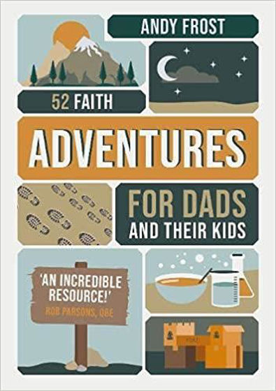 Picture of 52 FAITH ADVENTURES FOR DADS AND KIDS PB