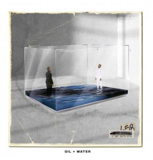 Picture of OIL AND WATER CD