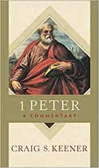 Picture of 1 PETER: A COMMENTARY HB