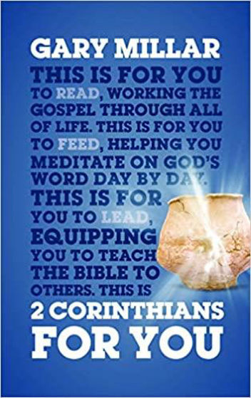 Picture of 2 CORINTHIANS FOR YOU: For Reading, for Feeding, for Leading PB