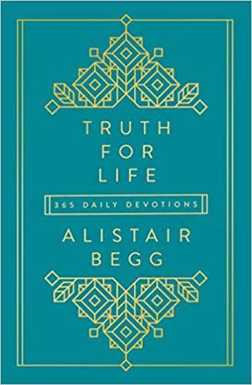 Picture of TRUTH FOR LIFE: 365 DAY DEVOTIONAL HB
