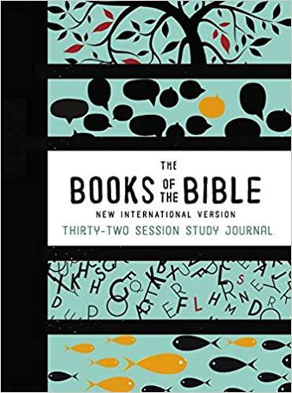 Picture of BOOKS OF THE BIBLE STUDY JOURNAL HB