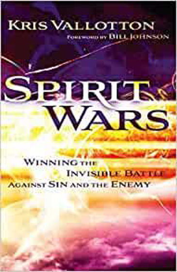 Picture of SPIRIT WARS: Winning The Invisible Battle Against Sin And The Enemy PB
