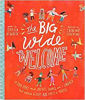 Picture of THE BIG WIDE WELCOME: A True Story About Jesus, James, and a Church That Learned to Love All Sorts of People HB