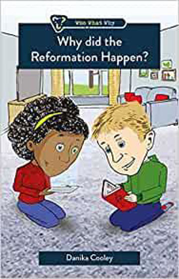 Picture of WHO WHAT WHY: WHY DID THE REFORMATION.PB