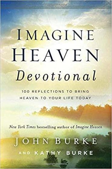 Picture of IMAGINE HEAVEN DEVOTIONAL HB