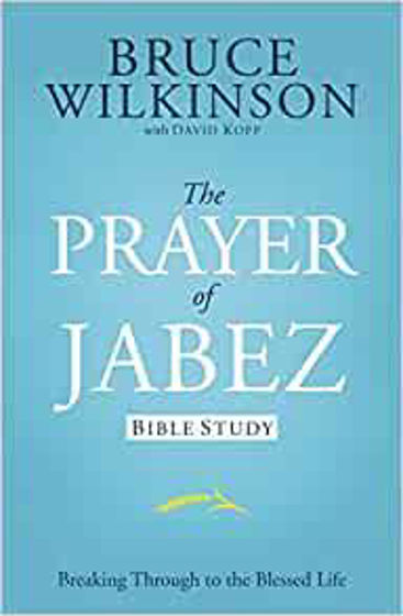Picture of THE PRAYER OF JABEZ BIBLE STUDY PB