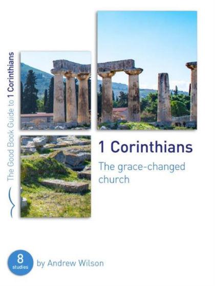 Picture of THE GOOD BOOK COMPANY- 1 CORINTHIANS: 8 STUDIES PB