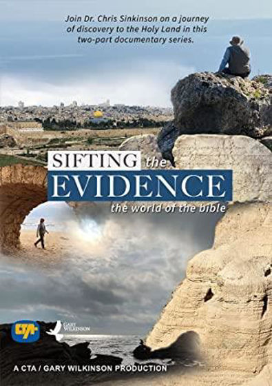 Picture of SIFTING THE EVIDENCE DVD