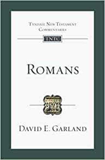 Picture of TYNDALE NEW TESTAMENT COMMENTARY: ROMANS PB