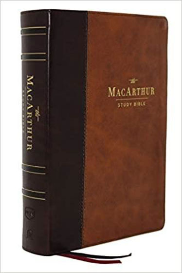Picture of NKJV MacARTHUR STUDY BIBLE 2nd EDITION HB