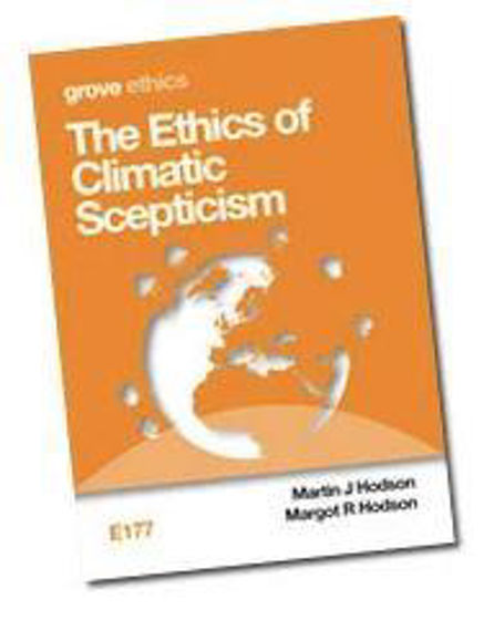 Picture of GROVE- THE ETHICS OF CLIMATE SCEPTICISM PB