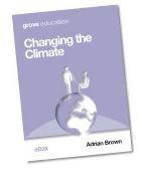 Picture of GROVE- CHANGING THE CLIMATE PB