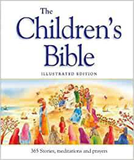 Picture of CHILDRENS BIBLE ILLUSTRATED EDITION HB