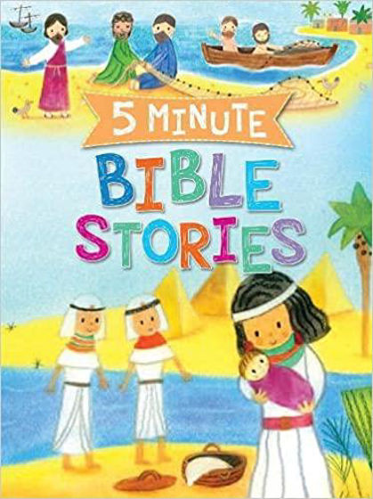Picture of 5 MINUTE BIBLE STORIES HB